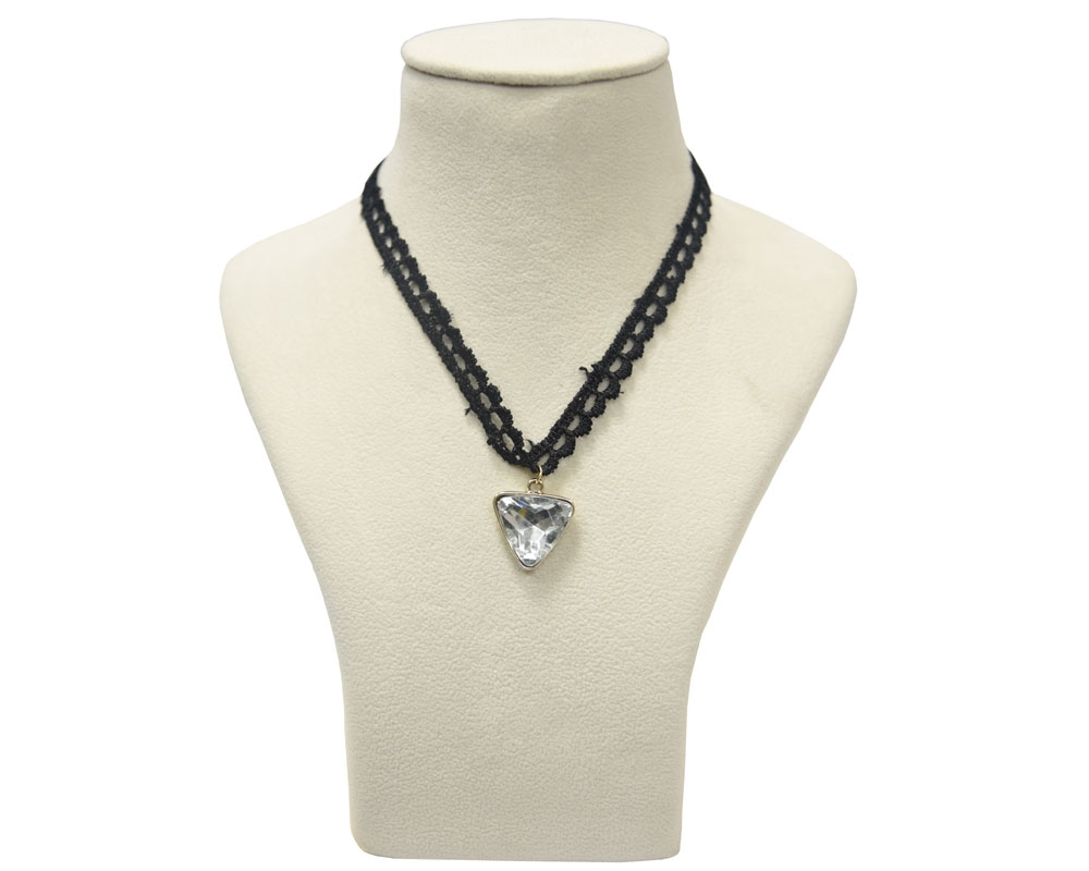 Beads India Vanilla Ice Necklace 031016