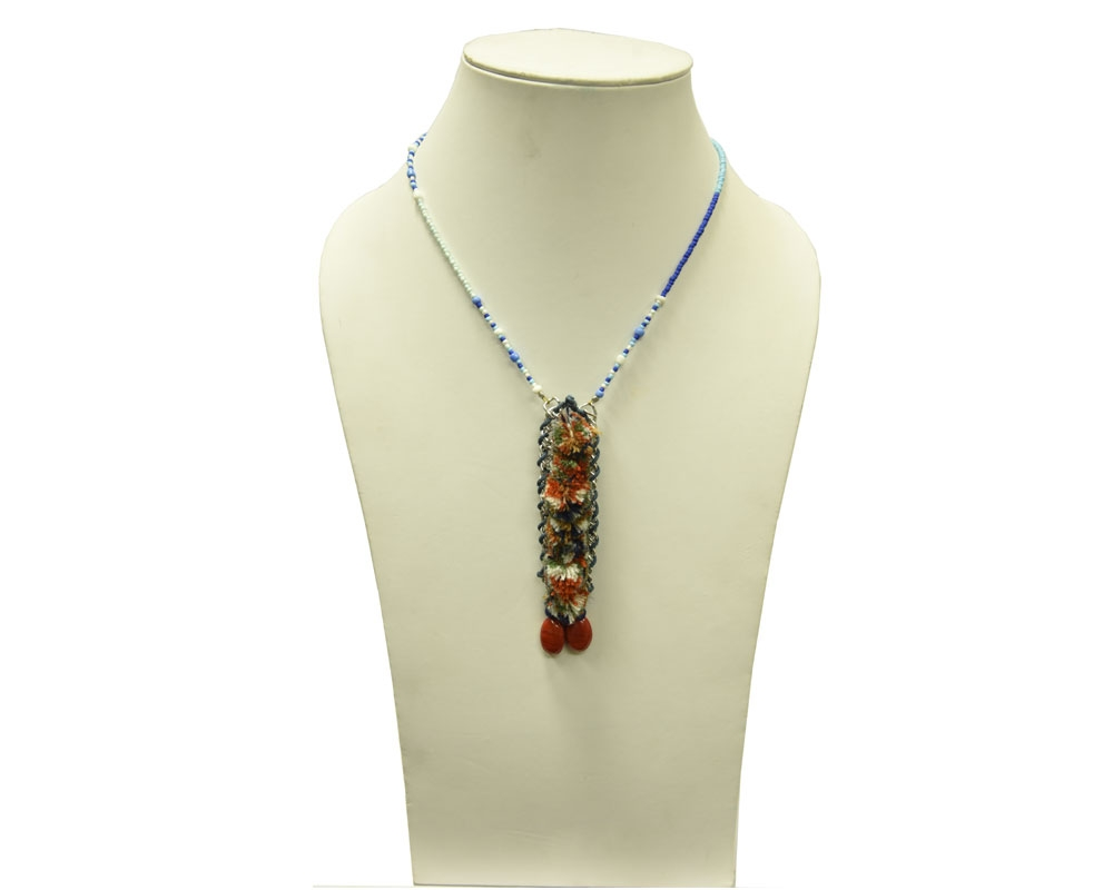 Beads India Biscuit 1404340 Necklace