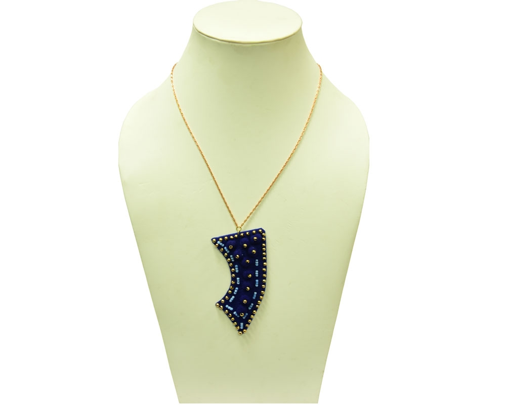 Beads India True Blue 1404377 Necklace