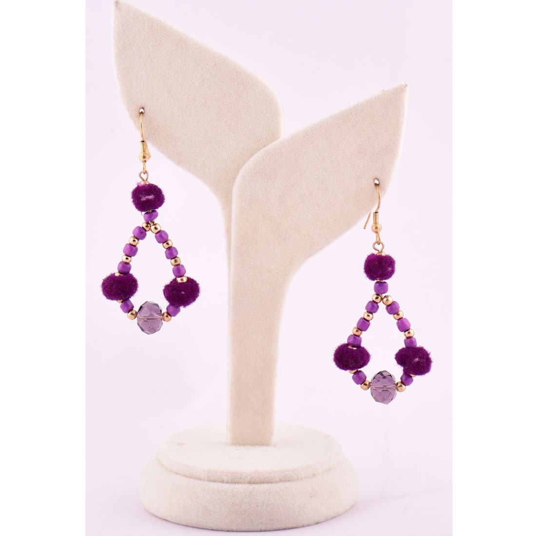 Beads India Byzantium 1404449 Earrings