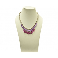 Beads India Spring Crocus 1404338 Necklace