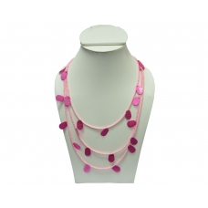 Beads India Primrose Pink 1404386 Necklace