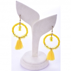 Beads India Buttercup 1404514 Earrings