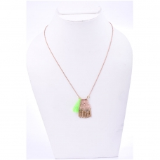 Beads India Copper 1404550 Necklace