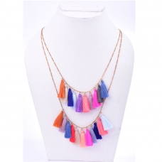 Beads India Phlox Pink 1404554 Necklace