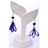 Beads India True Blue 1404510 Earrings