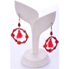 Beads India Molten Lava 1404513 Earrings