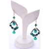 Beads India Verdant Green 1404520 Earrings